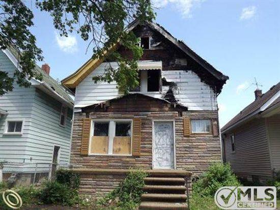 9384 Petoskey Ave, Detroit, MI 48204