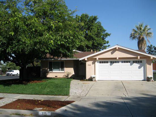 715 Azule Ave, San Jose, CA 95123