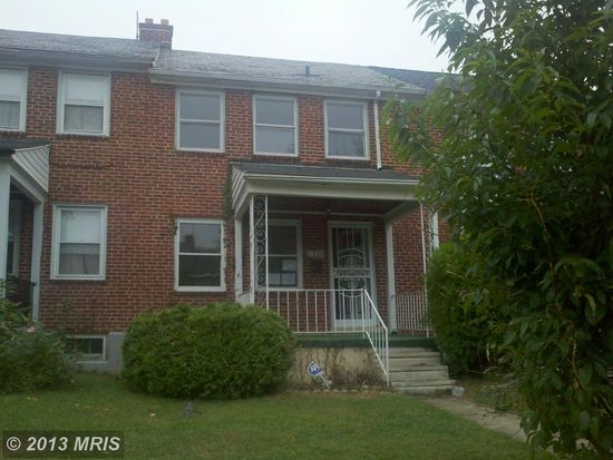 1324 Silverthorne Rd, Baltimore, MD 21239