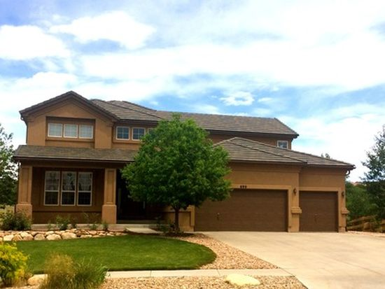 696 Coyote Willow Dr, Colorado Springs, CO 80921