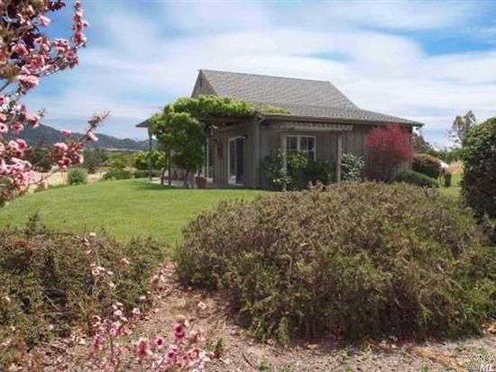 1825 Hyde Burndale Rd, Sonoma, CA 95476