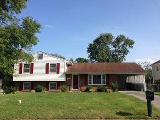 408 Clubhouse Dr, Roanoke, VA 24019