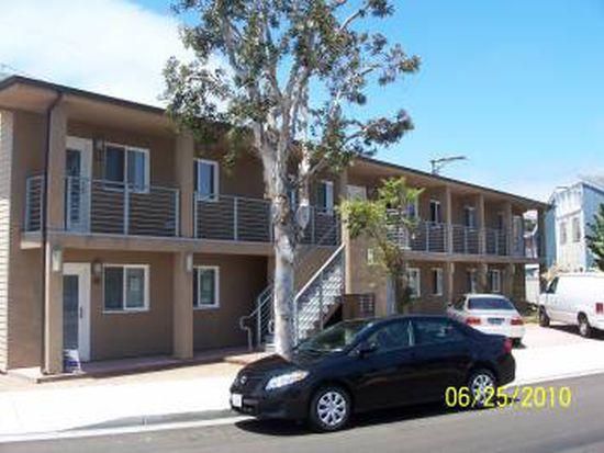 2660 Mission Blvd APT 5, San Diego, CA 92109