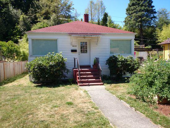 4433 40th Ave SW, Seattle, WA 98116