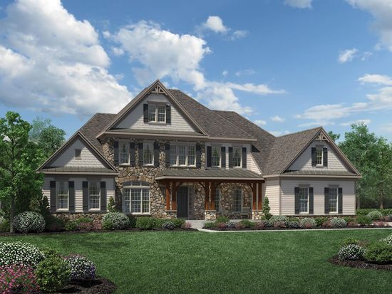 Covington - Hasentree - Signature Collection by Toll Brothers