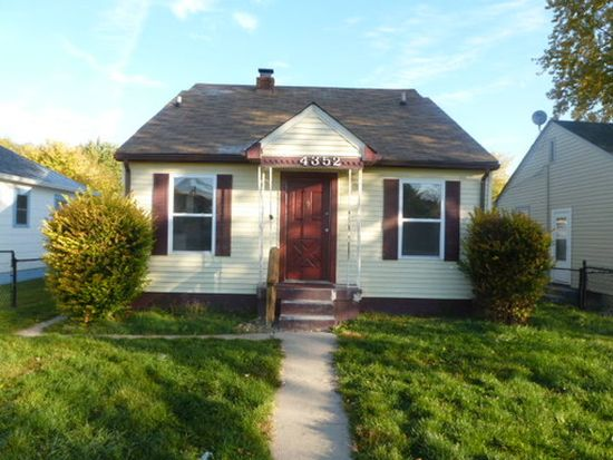 4352 Fletcher Ave, Indianapolis, IN 46203
