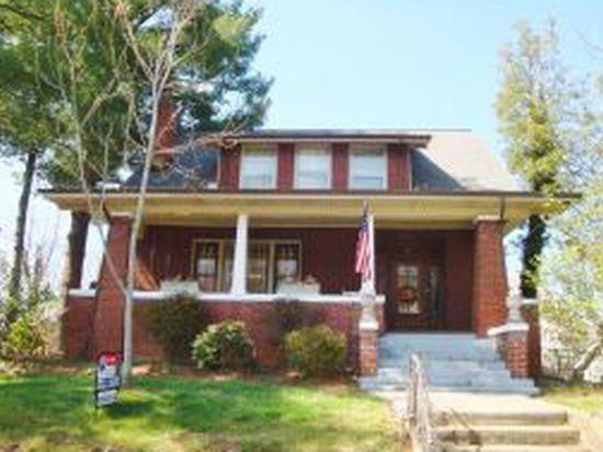 502 W Pine St, Johnson City, TN 37604