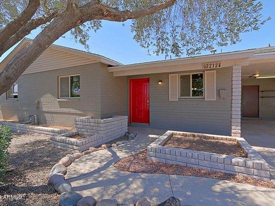 2124 W Nicolet Ave, Phoenix, AZ 85021