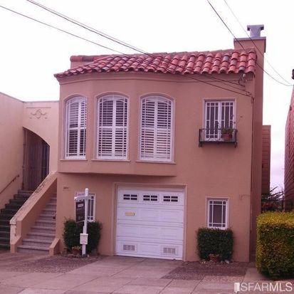 1037 Rivera St, San Francisco, CA 94116