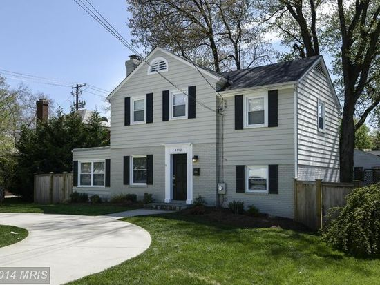 4102 Knowles Ave, Kensington, MD 20895