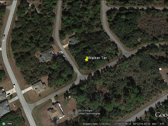 Walker Ter, Port Charlotte, FL 33953