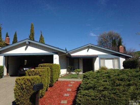 359 Arlington Cir, Fairfield, CA 94533