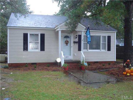 609 W Johnson St, Dunn, NC 28334