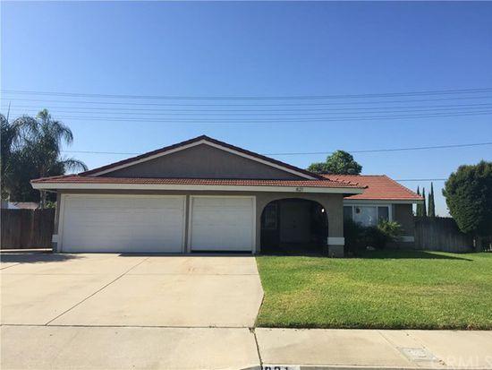 821 W Fromer St, Rialto, CA 92376