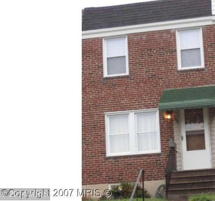 3840 Lyndale Ave, Baltimore, MD 21213