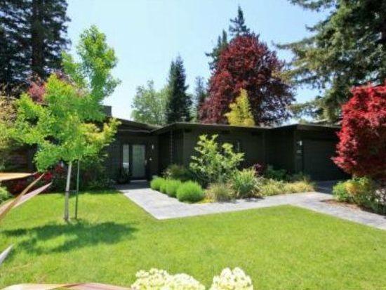 765 Evergreen St, Menlo Park, CA 94025