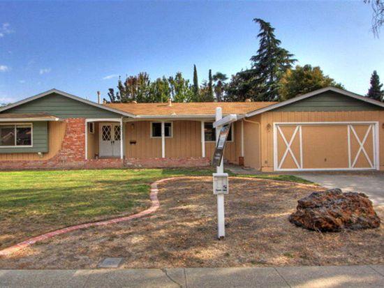 7461 Sedgefield Ave, San Ramon, CA 94583