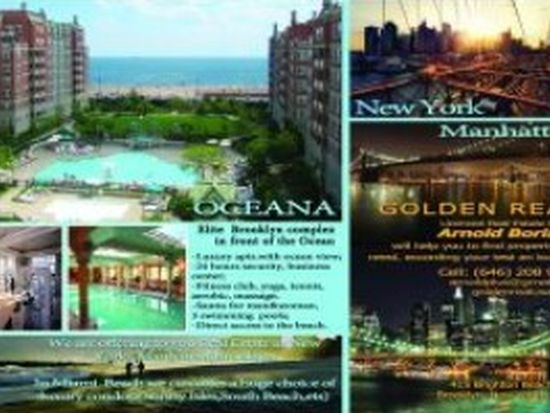 40 Oceana Dr W APT 10E, Brooklyn, NY 11235