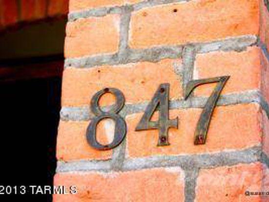847 S 5th Ave, Tucson, AZ 85701