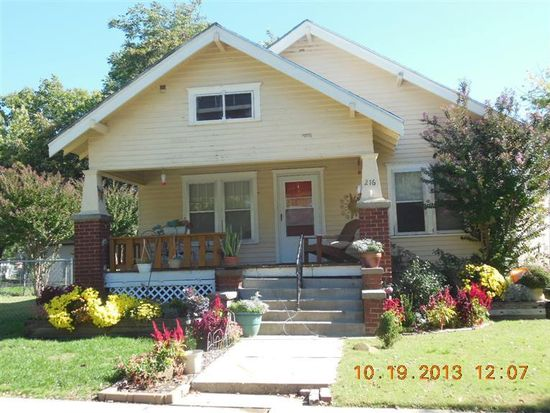 216 S 2nd St, Independence, KS 67301