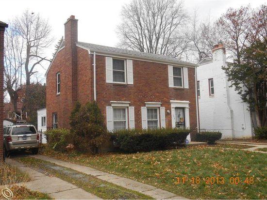 13975 Faust Ave, Detroit, MI 48223