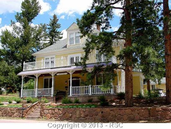 4445 Hagerman Ave, Cascade, CO 80809