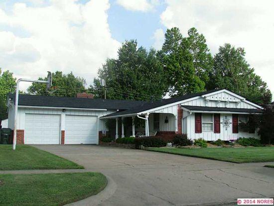 116 Grandview Blvd, Muskogee, OK 74403