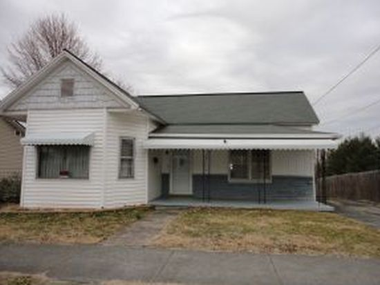 1006 Henry St, Johnson City, TN 37601