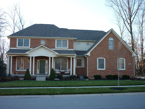 13588 Grapevine Ln, Fishers, IN 46038