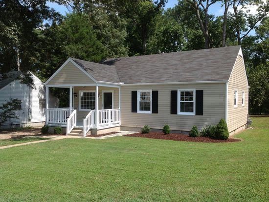 509 Gravatt Ave, Hopewell, VA 23860