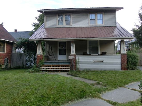202 Bellefontaine Ave, Marion, OH 43302