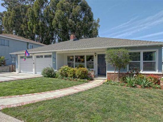 312 Rolling Hills Ave, San Mateo, CA 94403