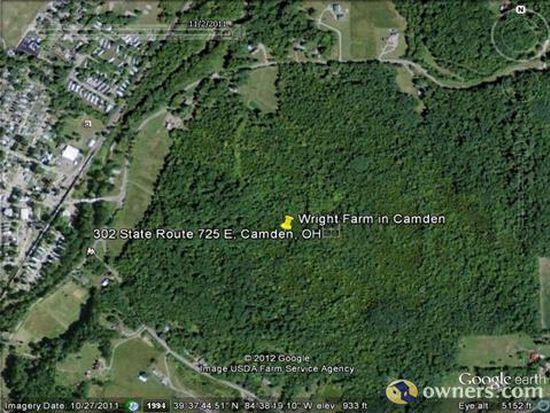302 State Route 725 E, Camden, OH 45311
