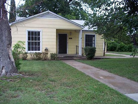 116 NE Haskew St, Burleson, TX 76028