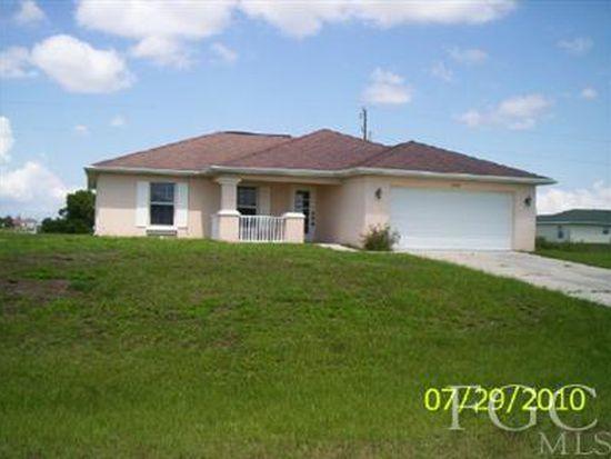 4325 Garden Blvd, Cape Coral, FL 33909