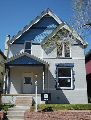 355 Bannock St, Denver, CO 80223