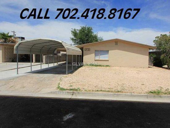 1721 Walnut Ave, Las Vegas, NV 89101