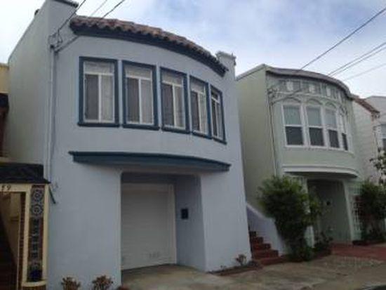 2475 29th Ave, San Francisco, CA 94116