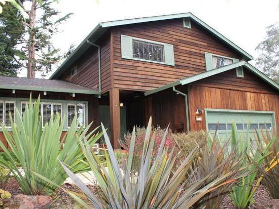 161 Minerva Ave, Pacifica, CA 94044