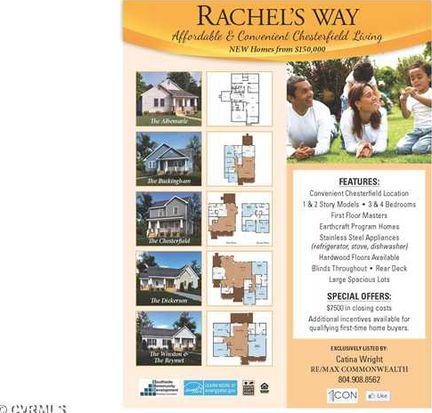 9948 Reymet Ct, North Chesterfield, VA 23237