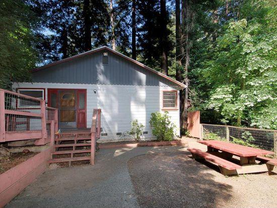 14900 Two Bar Rd, Boulder Creek, CA 95006