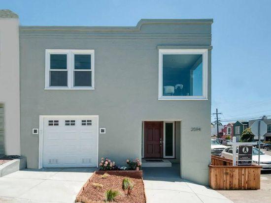 2594 39th Ave, San Francisco, CA 94116