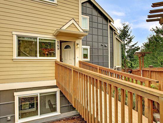 569 Ward Pl, Seattle, WA 98109