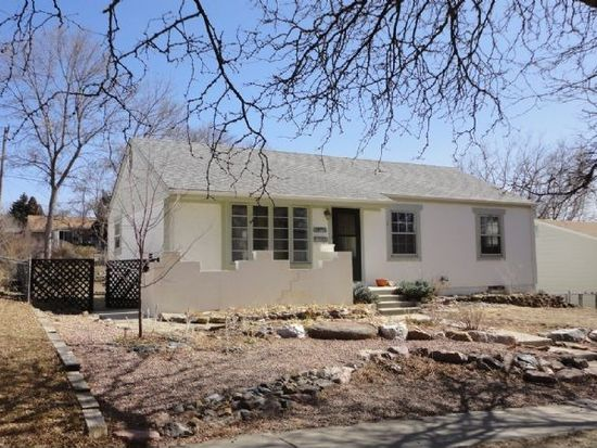 1617 Grant Ave, Colorado Springs, CO 80909
