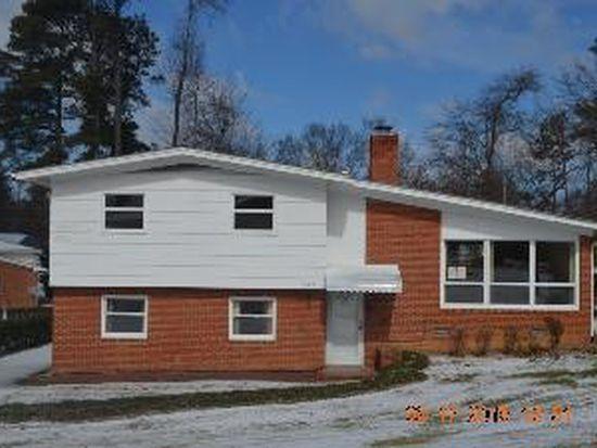1505 Summerville Cir, Raleigh, NC 27610