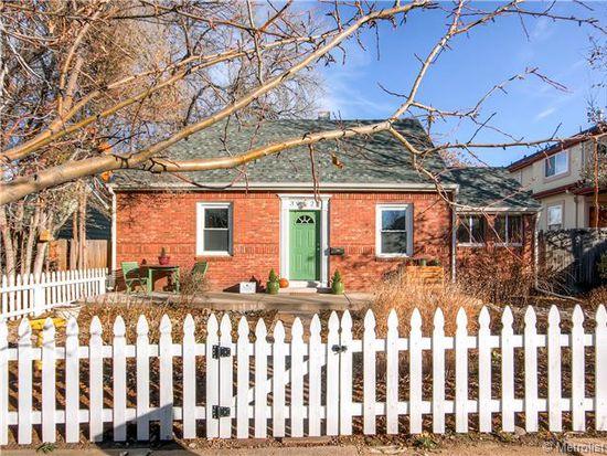 3920 Vrain St, Denver, CO 80212