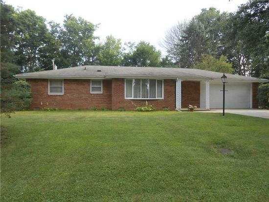 3415 River Park Dr, Anderson, IN 46012