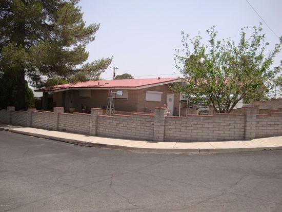 202 E 5th Pl, San Manuel, AZ 85631