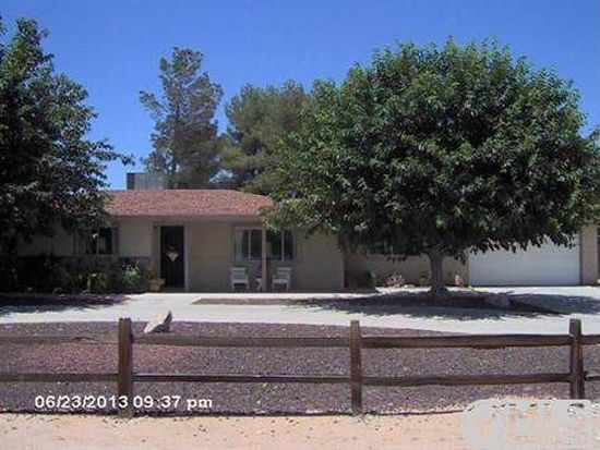 15606 Washoan Rd, Apple Valley, CA 92307