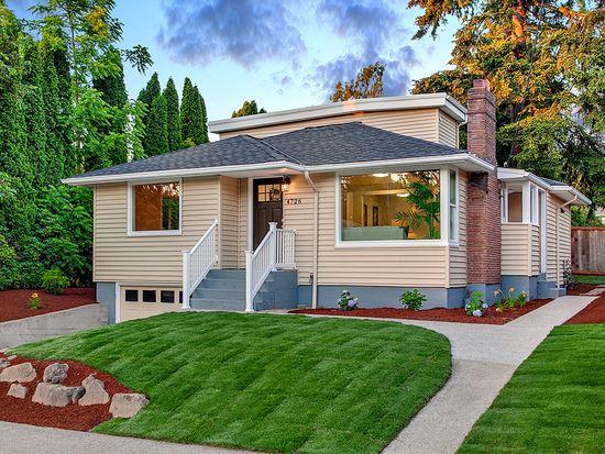 4726 50th Ave S, Seattle, WA 98118